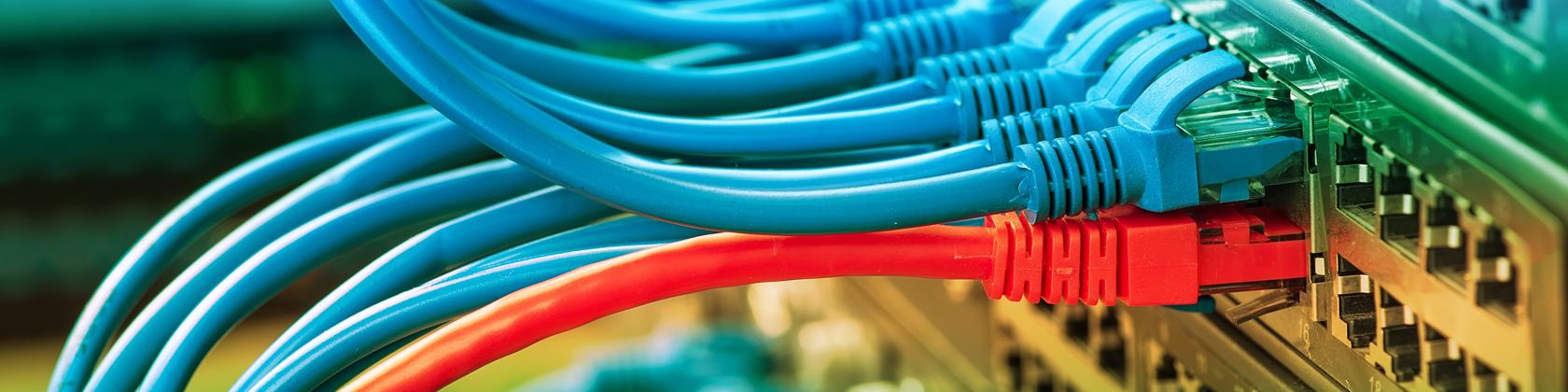 Elektrosmog reduzieren durch effiziente Kabelsysteme